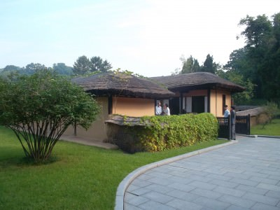 kim il sung house