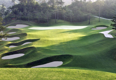 Fancy a round of Golf in the Yang? Par is important in this country.