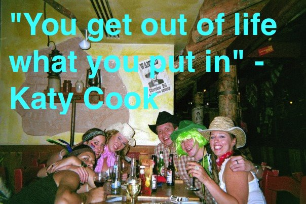 katy cook quote