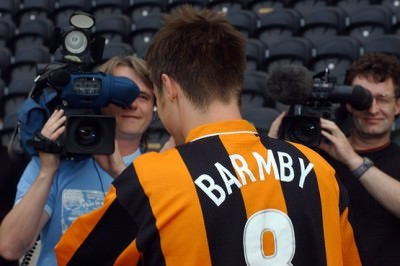 barmby forest debut