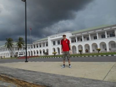 palace in Dili East Timor