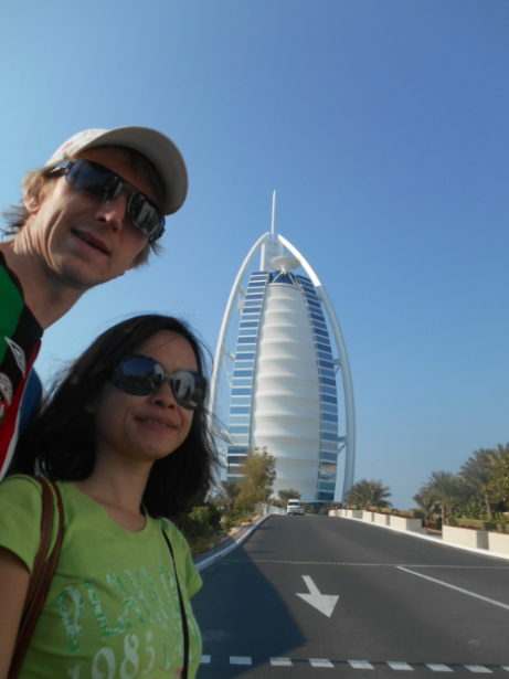 dubai free sights backpacking