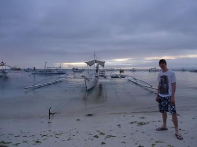 panglao island catamaran