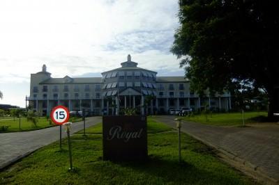 posh hotel paramaribo