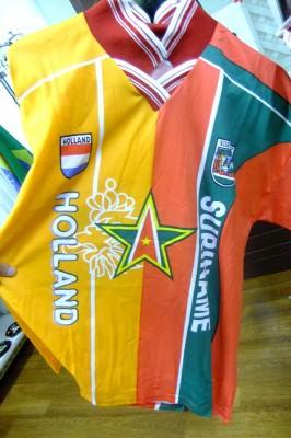 football shirt holland suriname