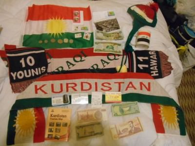 iraqi kurds souvenirs