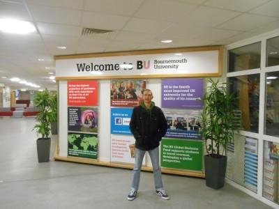 bournemouth university return