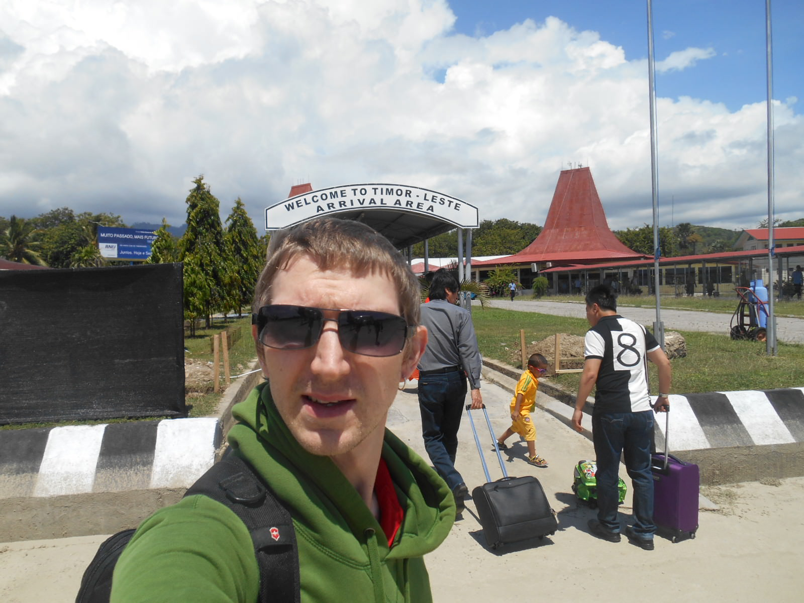 Aeroporto Dili : How to get an east timor visa on arrival at dili airport