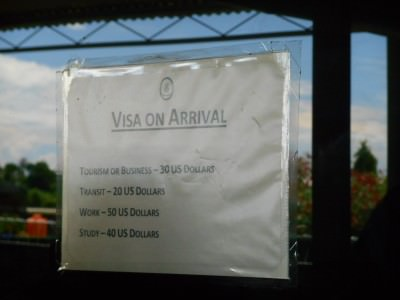 visa on arrival in dili east timor