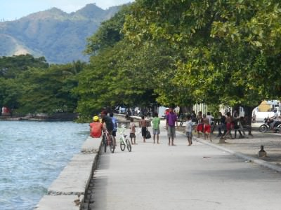 backpacking in east timor