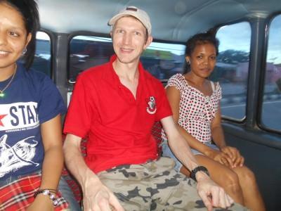 east timor dili microlet