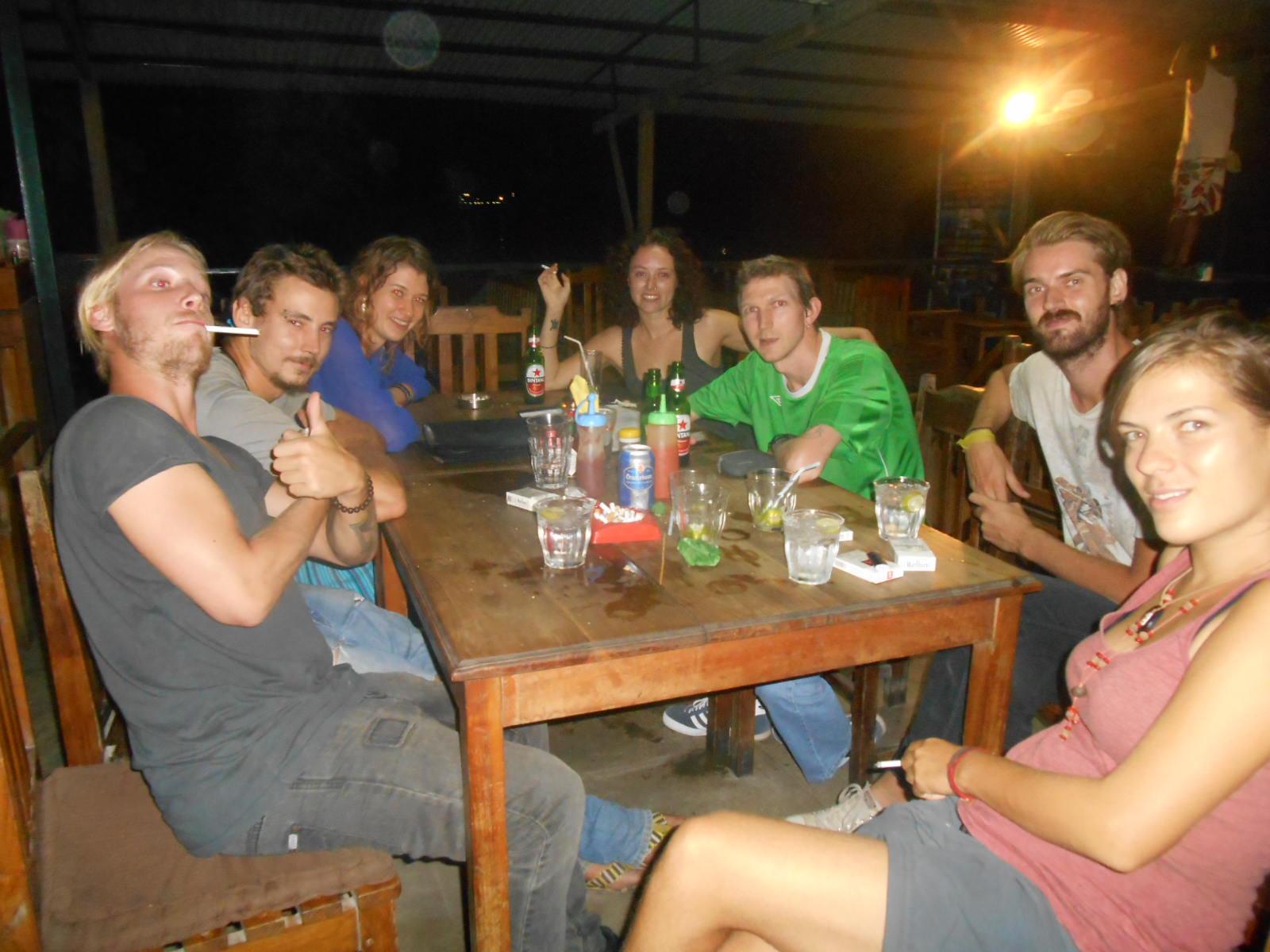 castaway bar east timor