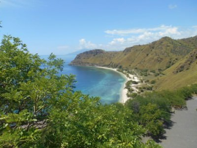 fatucama cape east timor backpacking