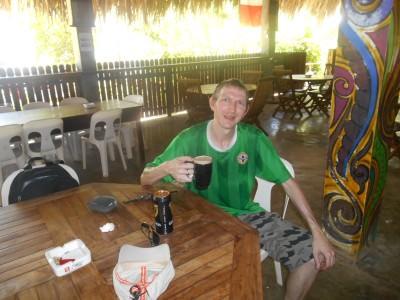 guinness in east timor caz bar