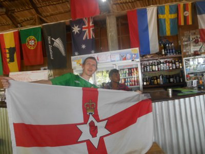 dili east timor caz bar flag