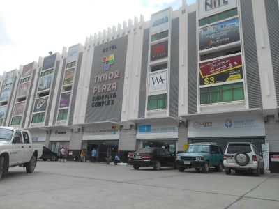 east timor shopping in timor plaza