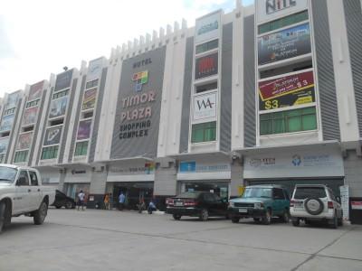 east timor shopping in timor plaza