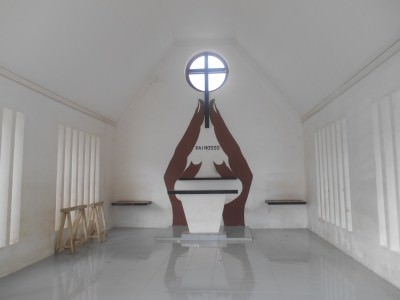 santa cruz cemetery east timor