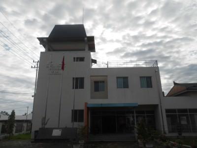 dili post office east timor