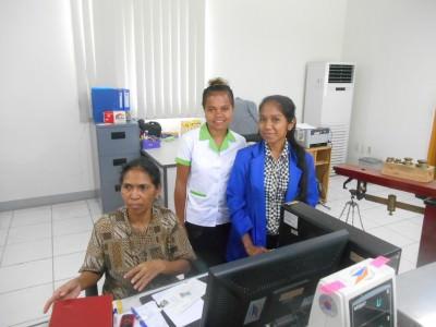 east timor dili post office