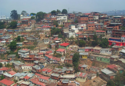 Worst cities to live in - Caracas, Venezuela.