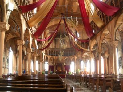 cathedral paramaribo