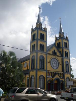 paramaribo suriname