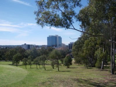 parramatta golf course