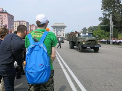 pyongyang parade DPRK