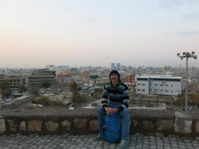 erbil citadel view
