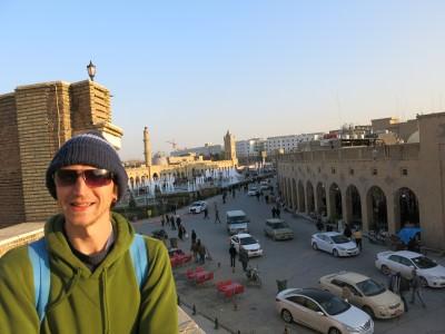 erbil iraq touring