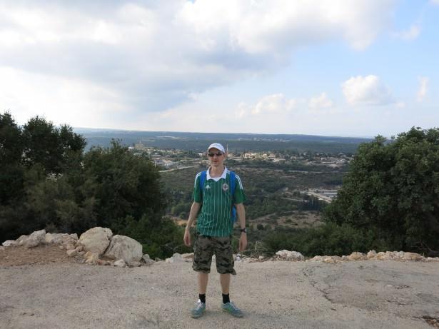 qeshet caves israel