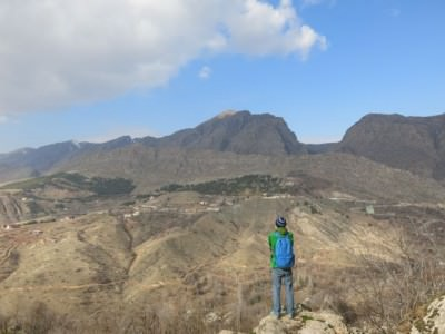 backpacking in kurdistan iraq