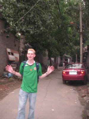Backpacking in Beijing in 2007 - I still havent totally warmed to it, nor will I ever.