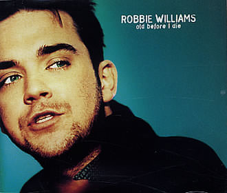 """Tonight I'm gonna live for today so come along for the ride"" - Robbie Williams."