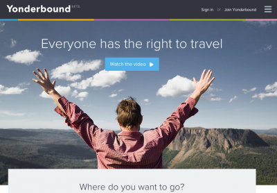 Yonderbound: Everyone has the right to Travel!