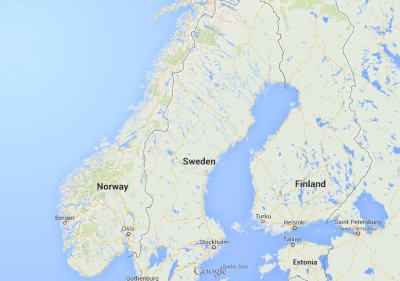 Norway's odd daylight hours can disorient you!