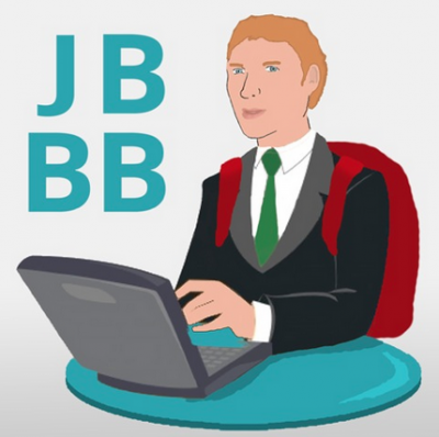 Jonny Blair Business Backpacker.