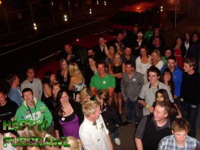 Thirsty Thursdays in New Zealand - Happy J Pub Crawl, Christchurch