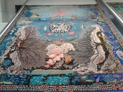 Carpets in Mashhad Iran