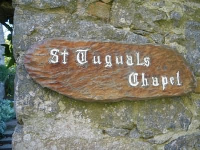 St. Tugual's Chapel on Herm Island