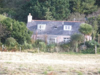 Fisherman's Cottage on Herm
