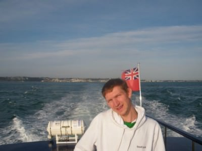 getting from guernsey to herm