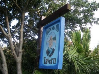 Mermaid Tavern - the local pub in Herm.