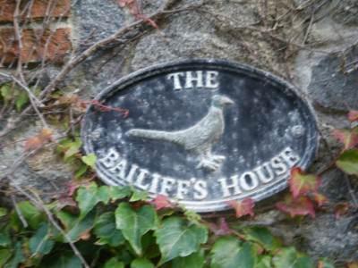 The Bailiff's House on Herm