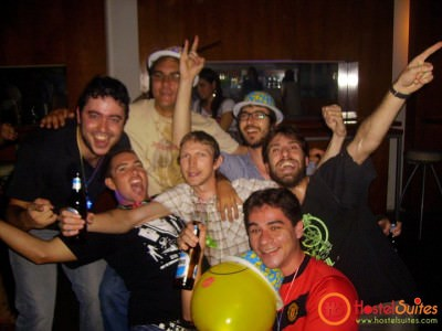 A crazy night out in Buenos Aires, Argentina