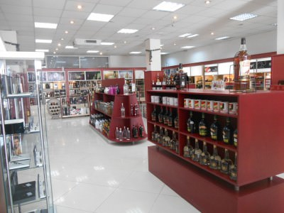 kurdistan iraq duty free shop