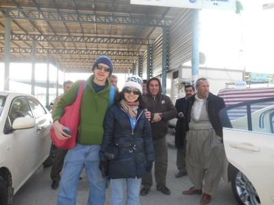 sulaymaniyah garag leaving