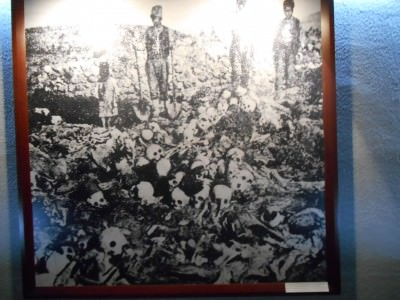 armenia tragedy genocide museum