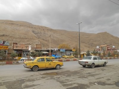 Downtown Maku, Iran